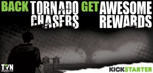 Back Tornado Chasers, Get Awesome Rewards