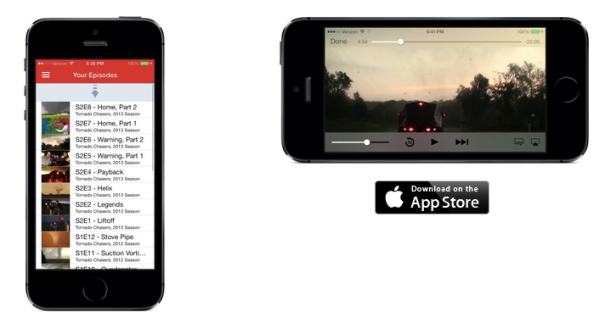 TVNweather On Demand for iOS